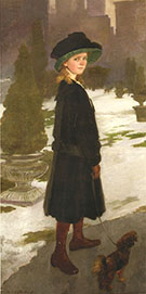 Alice Davison 1909 By Cecilia Beaux