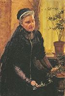 Helena de Kay Gilder 1911 By Cecilia Beaux