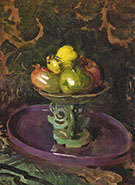 Still Life with Fruit c.a. 1918 By Cecilia Beaux