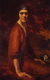 Self Portrait 1925 By Cecilia Beaux