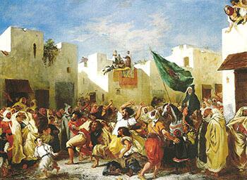 The Fanatics of Tangier 1837-38 By F.V.E. Delcroix