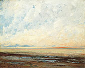 Marine 1865 By Gustave Courbet