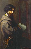 Alphonse Promayet 1851 By Gustave Courbet