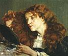 Jo the Beautiful Irishwoman 1866 By Gustave Courbet