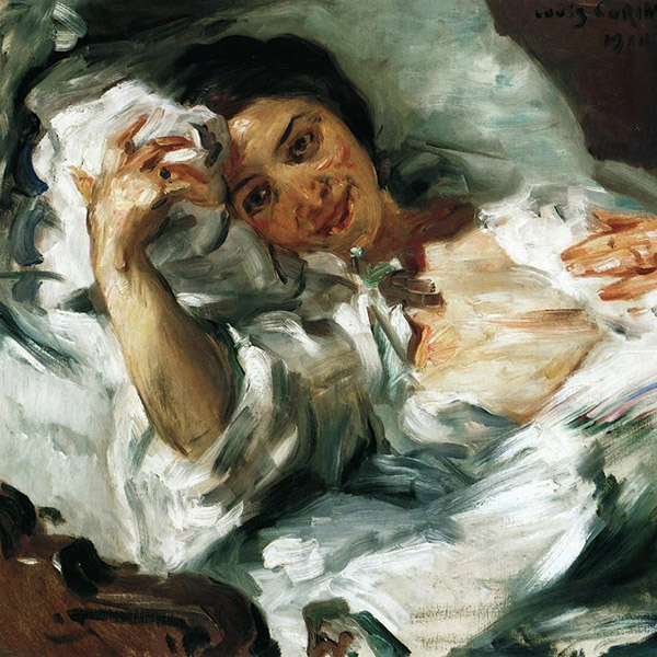 Oil Painting Reproductions of Lovis Corinth