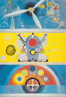 Engine and Control Panel 1936 By Robert Delaunay
