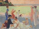 Soir de septembre 1911 By Maurice Denis