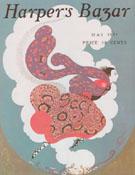 Summer Fashion Number Harper's Baazar May 1921 By Erte