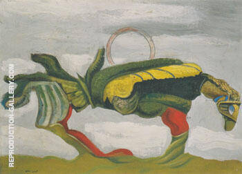 La Belle Saison 1925 By Max Ernst