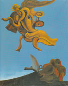 Monument to the Birds 1927 By Max Ernst