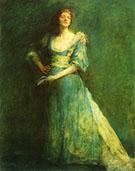 Comedia c 1892 By Thomas Wilmer Dewing