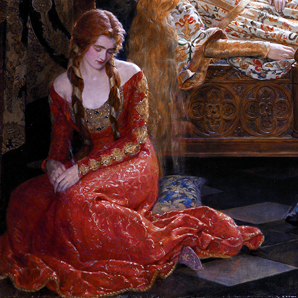 Oil Painting Reproductions of John Maler Collier