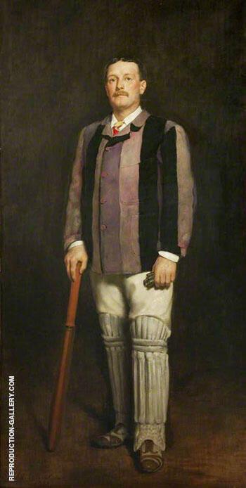 A N Hornby 1893 By John Maler Collier