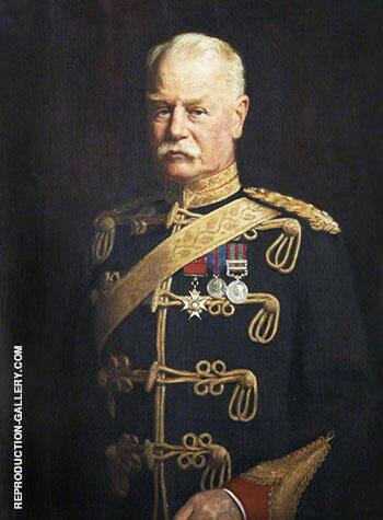Brigadier-General Charles Spragge, CB, Mayor of Torquay By John Maler Collier