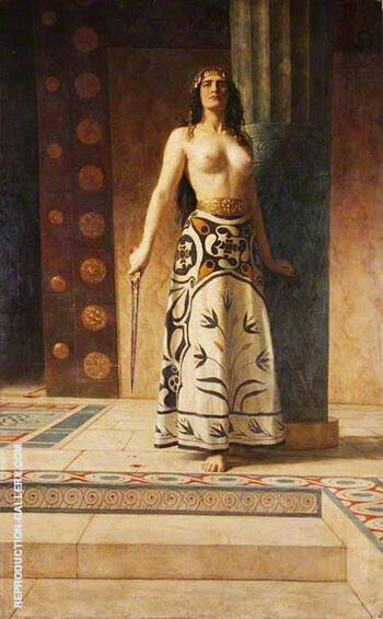 Clytemnestra 1914 By John Maler Collier
