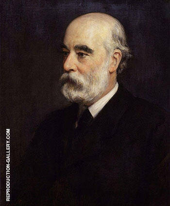 George Smith 1901 By John Maler Collier Replica Paintings on Canvas - Reproduction Gallery