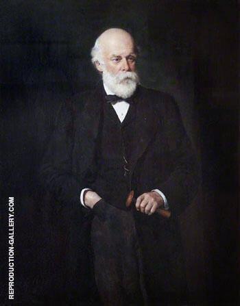 James Andrew 1894 By John Maler Collier