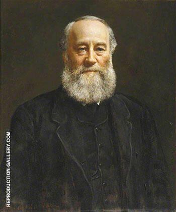James Prescott Joule 1882 By John Maler Collier