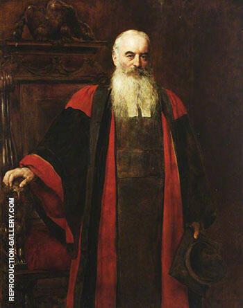 John Richard Magrath 1898 By John Maler Collier