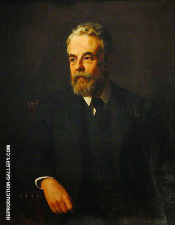 Lord Monkswell 1904 By John Maler Collier