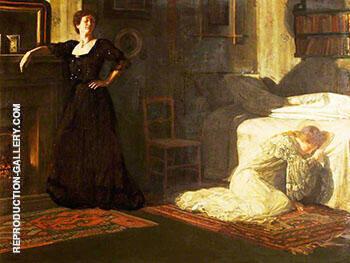 Mariage de Convenance 1907 By John Maler Collier