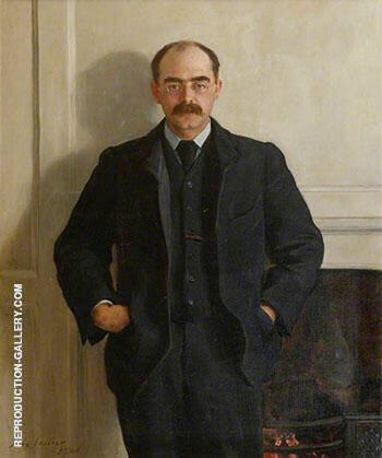 Rudyard Kipling 1900 By John Maler Collier