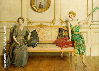 Sacred and Profane Love 1919 By John Maler Collier