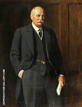 Sir Bignell George Elliott By John Maler Collier