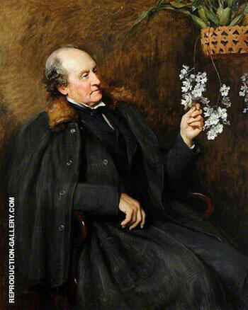 Sir Charles Strickland 1904 By John Maler Collier