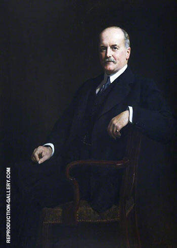 Sir Francis Layland Barratt 1860-1929 By John Maler Collier - Oil Paintings & Art Reproductions - Reproduction Gallery
