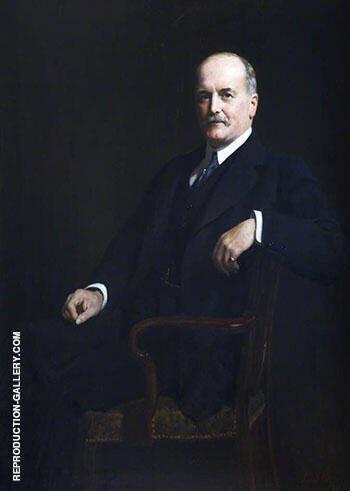 Sir Francis Layland Barratt 1860-1929 By John Maler Collier