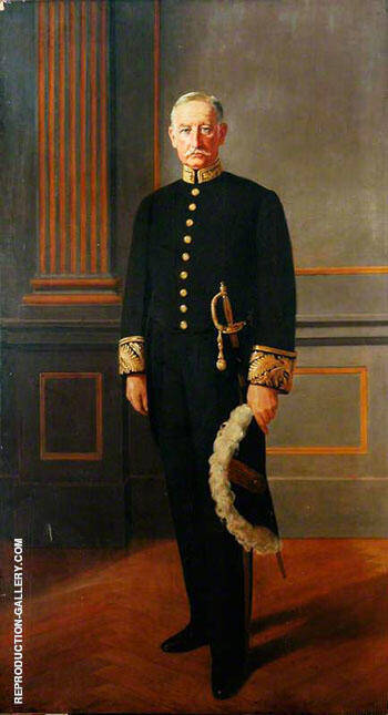 Sir Frederick George Banbury 1920 By John Maler Collier Replica Paintings on Canvas - Reproduction Gallery