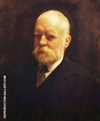 Sir Ignatius Valentine Chirol 1909 By John Maler Collier