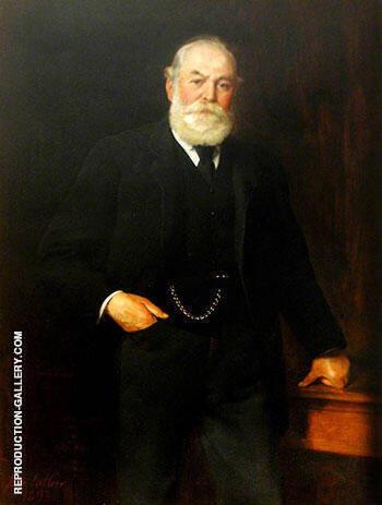 Sir Isaac Wilson 1893 By John Maler Collier