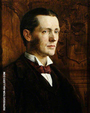 Sir Ughtred Kay Shuttleworth 1884 By John Maler Collier - Oil Paintings & Art Reproductions - Reproduction Gallery