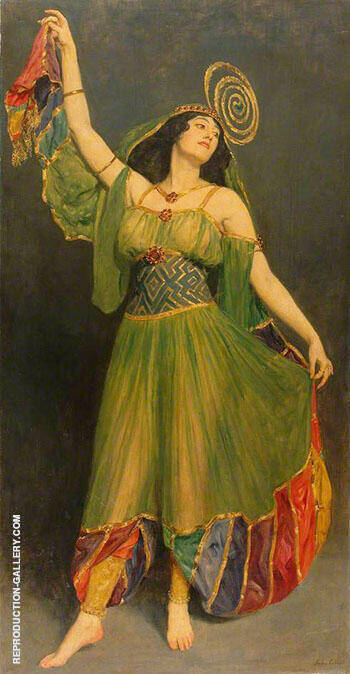 Souvenir of Chu Chin Chow By John Maler Collier