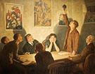 The Brotherhood of Man By John Maler Collier