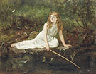 The Butterfly By John Maler Collier