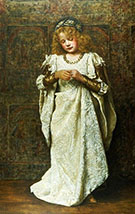 The Child Bride 1883 By John Maler Collier