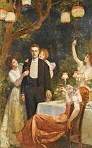 The Garden of Armida By John Maler Collier