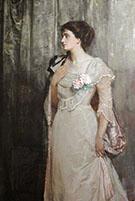The Honourable Florence Rachel Hamilton Russell 1901 By John Maler Collier
