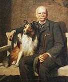 The Honourable Mark George Kerr Rolle By John Maler Collier