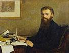 William Kingdon Clifford 1878 By John Maler Collier