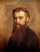 William Kingdon Clifford By John Maler Collier