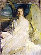 Angel 1900-1903 By Abbott H Thayer
