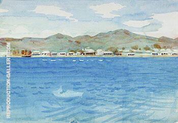 Azores By Abbott H Thayer