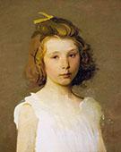 Beatrice 1902 By Abbott H Thayer