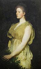 Diana 1893 By Abbott H Thayer