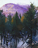 Monadnock 1911 By Abbott H Thayer