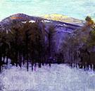 Mount Monadnock 1911-14 By Abbott H Thayer